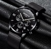 NIBOSI Watch For Men 2018 Top Brand Luxury Famous Quartz Military Sport Watch Men S Casual