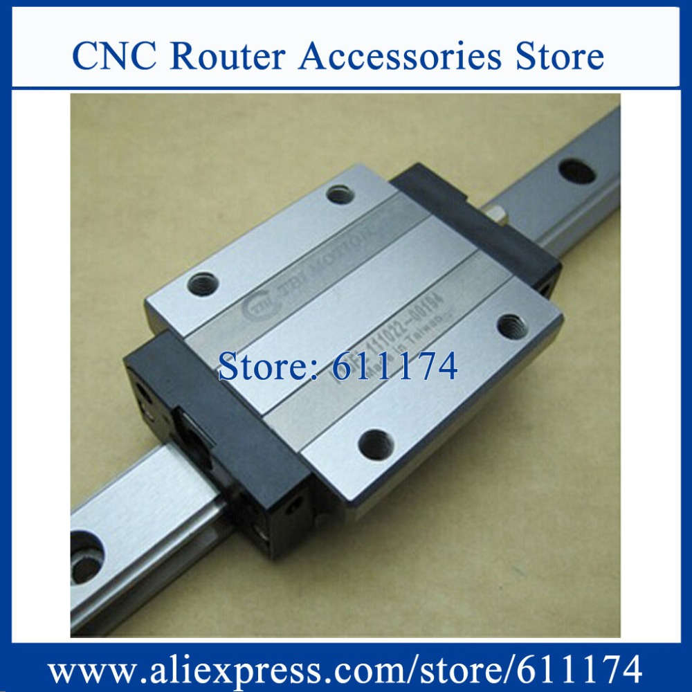 TAIWAN TBI Slider block TRH25FN linear guide bearing TR H25FN linear carriage Flange linear bearing