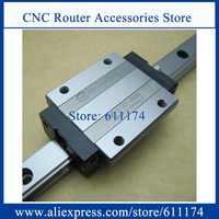TAIWAN TBI Slider block TRH25FN linear guide bearing, TR H25FN linear carriage Flange linear bearing