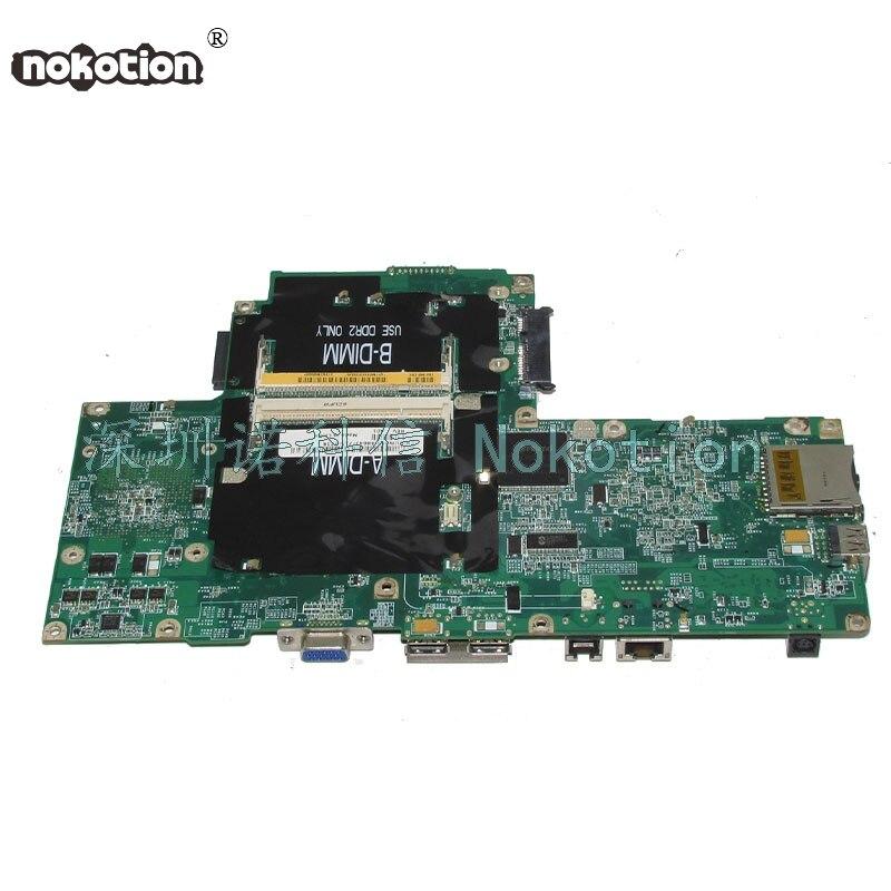 NOKOTION CN-0UW953 UW953 mainboard For Dell inspiron 1501 laptop Motherboard 0UW953 DDR2 SOCKET S1 asus m4a78 vm desktop motherboard 780g socket am2 ddr2 sata2 usb2 0 uatx second hand high quality