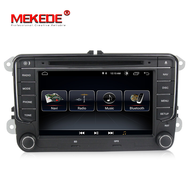 Android 8.1 Car DVD audio radio for Volkswagen SKODA GOLF 5 Golf 6 POLO PASSAT B7 T5 CC for JETTA TIGUAN car radio gps stereoAndroid 8.1 Car DVD audio radio for Volkswagen SKODA GOLF 5 Golf 6 POLO PASSAT B7 T5 CC for JETTA TIGUAN car radio gps stereo