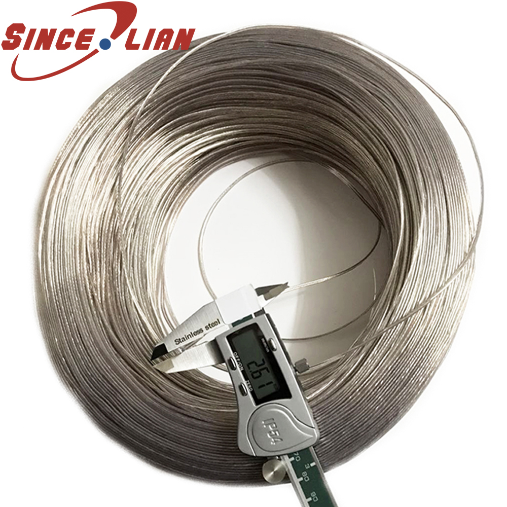 US $9 07 11% OFF|30 Meters UL2468 26 24 22 20AWG PVC Tinned Bare Copper  Cord Gold and Silver Audio Speaker Cable 2468 Transparent Parallel line -in