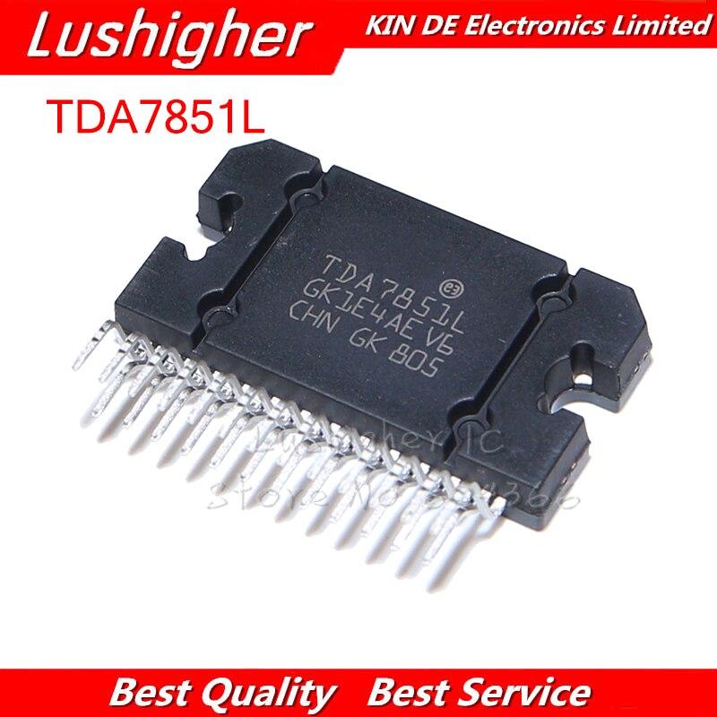 1pcs TDA7851 ZIP TDA7851A TDA 7851L TDA7851L ZIP-25