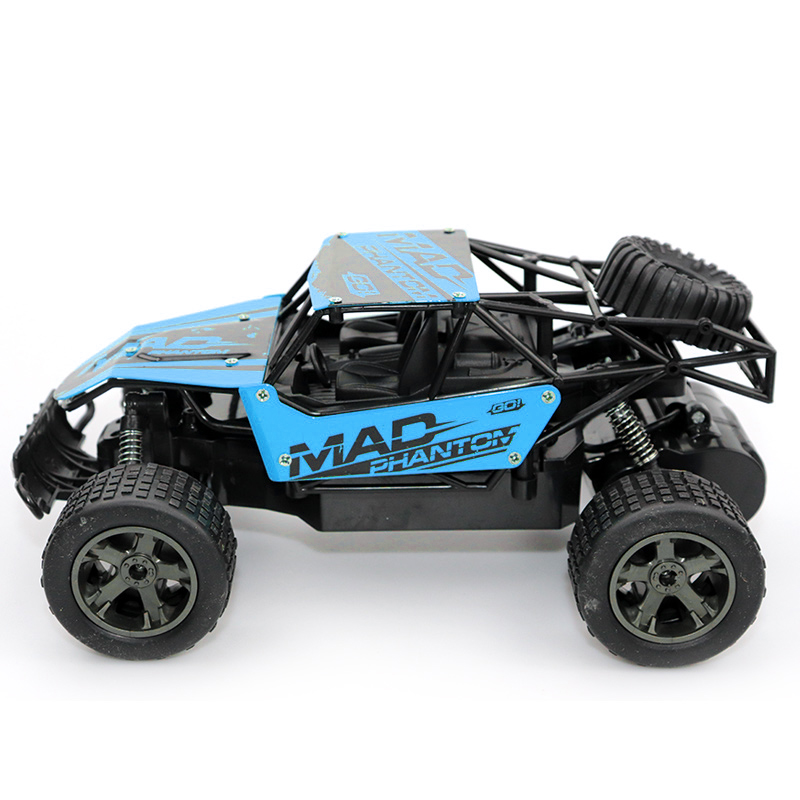 4WD 1:18 RC Cars 2.4GHz RC Car Shock Metal Absorber Shell Off-road Race Vehicle Buggy Electronic Remote Control Car Toy