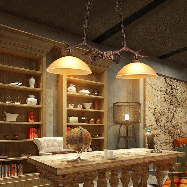 Moderne pendelleuchte küche industriehalle lichter land wohnzimmer ...
