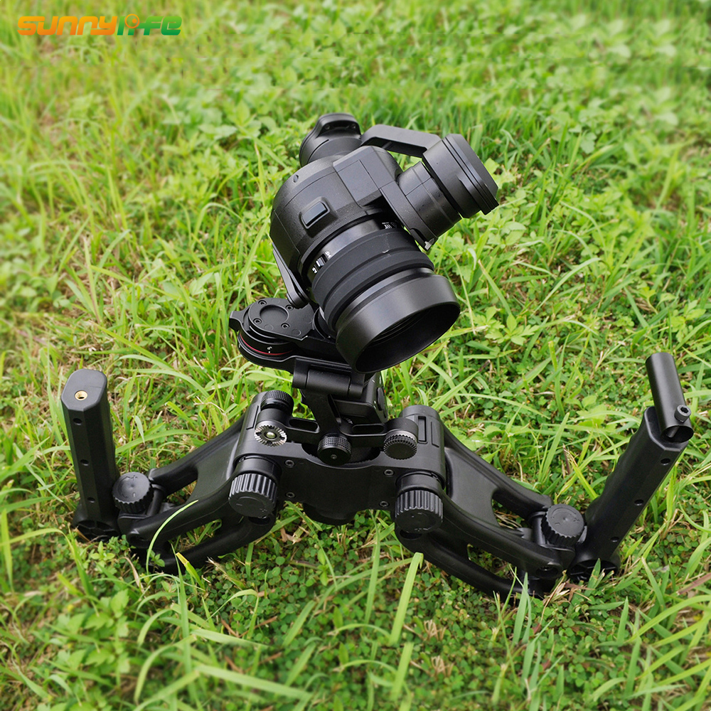 New Arrival 4 Axles Dual Handheld Gimbal Stabilizers for DJI Ronin S OSMO/ OSMO Mobile/ 2 dji osmo family osmo osmo plus osmo mobile wich is your suitable choice