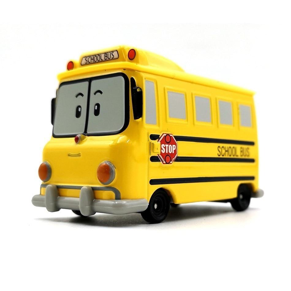 Crianças brinquedos 22 estilo robocar poli metal modelo de carro robô poli roy haley anime figura de ação brinquedos carro para as crianças melhor presente