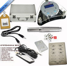 Round Digital Permanent Makeup Kit Support Tattoo Identification Onto Pets Effective and Safe Makeup Kitfor CTD