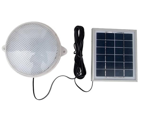 ФОТО New Solar Spot Lights LED Sensor Light Lamps Solar Powered Panel Garden Pathway Wall Lamp Solar Ceiling Lamp Solar LED Lighting