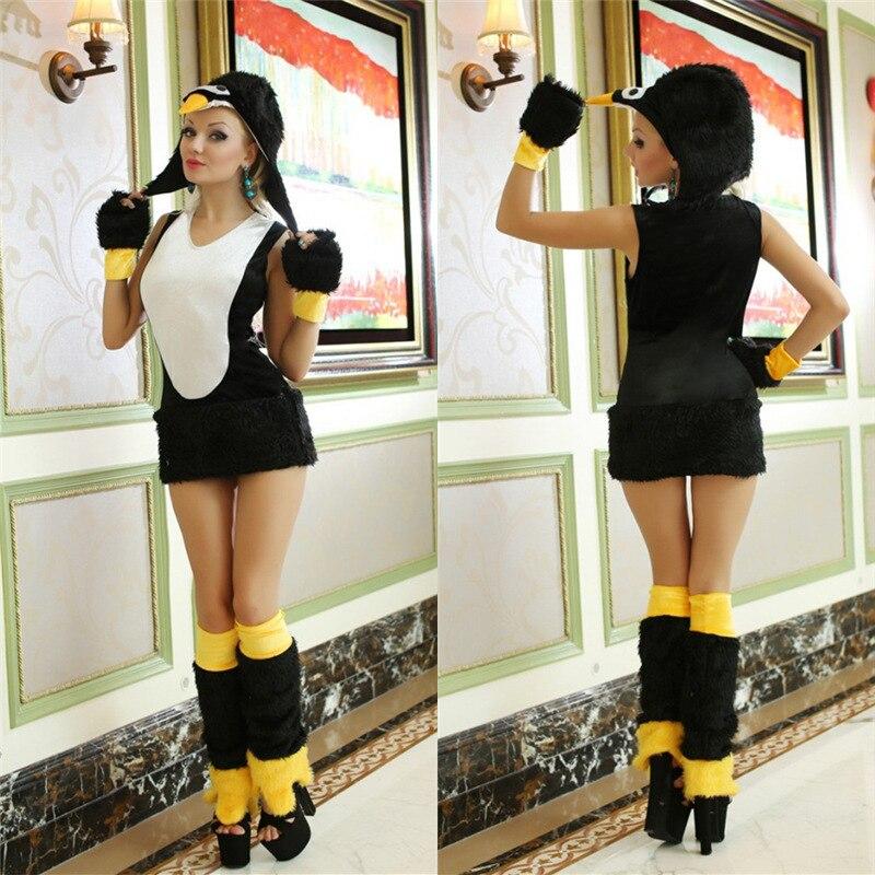 sexy Pinguin Halloween Kostüm