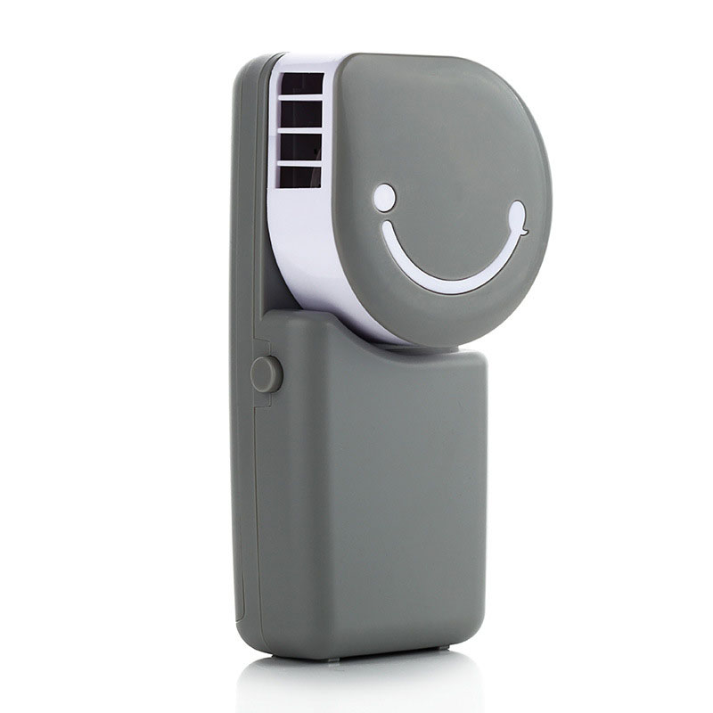 Mini Portable Table Electrical USB Cool cooling air Fan Hand Held USB and Battery Air Conditioning Fan hand held usb battery amphibious mini air conditioning fan