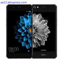Hisense A2 double screen mobile phone LTE FDD 4G 5.5 4G RAM 64G ROM Double-sided 2.5D curved Corning fingerprint 5.2 ink screen