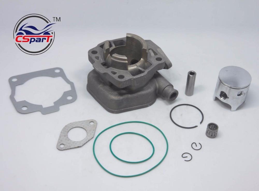 купить 39.5MM Cylinder Piston Ring Gasket Kit For KTM 50 SX Pro Junior Senior Parts дешево