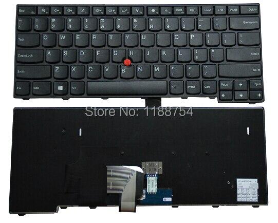 Il trasporto libero Nuovo Originale Tastiera Del Computer Portatile per Lenovo ThinkPad T431S E431 E440 T440P T440 T440S 04Y2874 04Y0824 tastiera DEGLI STATI UNITIIl trasporto libero Nuovo Originale Tastiera Del Computer Portatile per Lenovo ThinkPad T431S E431 E440 T440P T440 T440S 04Y2874 04Y0824 tastiera DEGLI STATI UNITI