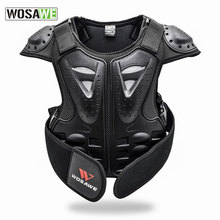 Safety cycling Riding Equestrian Vest EVA Padded Protective Body Protector Protection Gear Equipment for Kids