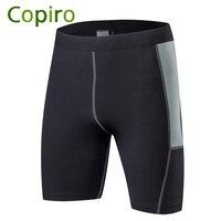 Copiro Compression Athletic Shorts Running Tights Men Basket Ball Fitness Yoga Clothing Gym Bermudas Masculina Hardloopshorts