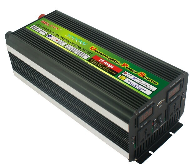 Inverter Circuit Diagram 3000w Dc 12v To Ac 220v Ups Solar Power