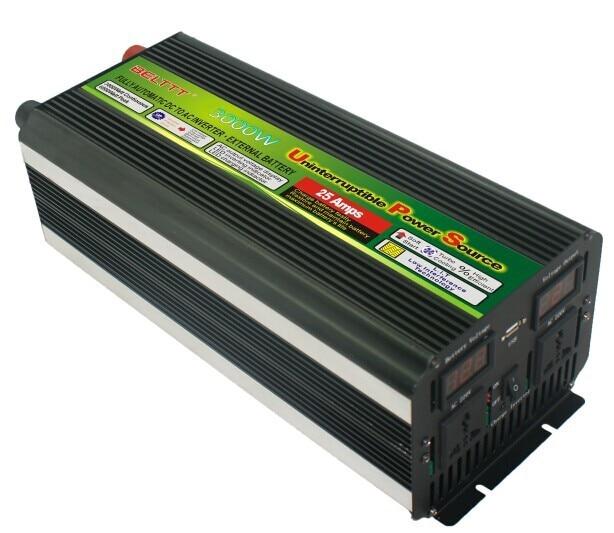 inverter circuit diagram 3000w dc 12v to ac 220v UPS solar power