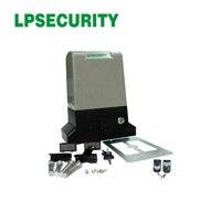 LPSECURITY 220VAC 800kgs 1000kgs 1500kgs garage gear drive automatic sliding gate opener /sliding gate motor