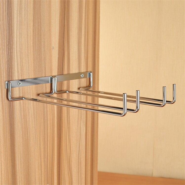 20 27day delivery home modern hanging wine glass rack. Black Bedroom Furniture Sets. Home Design Ideas