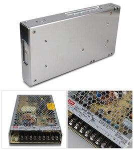 LRS-200-5; 5 В/200 Вт meanwell Переключатель режим светодиодный источник питания; AC100-240V вход; 5 В/200 Вт Выход