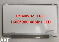 14 INCH LCD LED N140FGE-LA2 HSD140PNW1-A00 B140RTN02.2 LP140WD2-TLG1 B140RW02 V2 V1 V0 LP140WD2 TLD2 TLD3 TLD1 N140FGE-L31