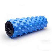 Yoga column Hollow Wolf's Fangs Mace Foam Roller Deeply Massage Muscle Relaxation yoga block foam massage roller