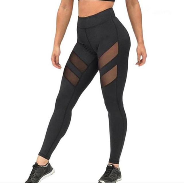 a74e3697993463 2018 Womens Ladies leggins Black Stretch Slim Full Length Jacobs sexy plus  size xl size Leggings Swxy Pants MQFS0001