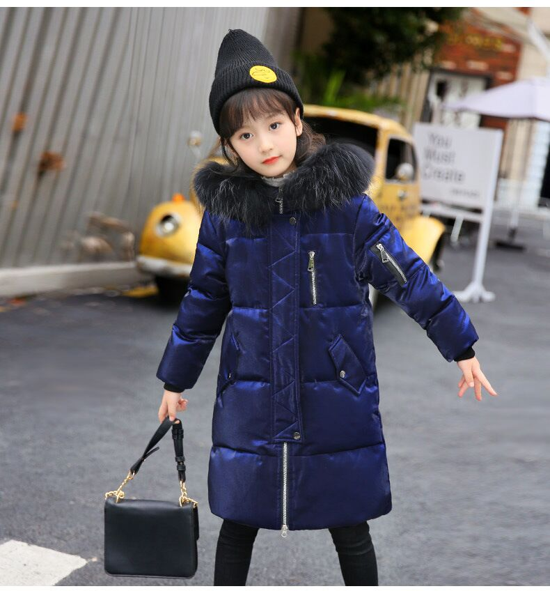 2018 Winter Girl Down Jackets Parkas Thicken Girls snow wear New Warm Girls duck Down feather Coats Outerwears winter -30 degree2018 Winter Girl Down Jackets Parkas Thicken Girls snow wear New Warm Girls duck Down feather Coats Outerwears winter -30 degree