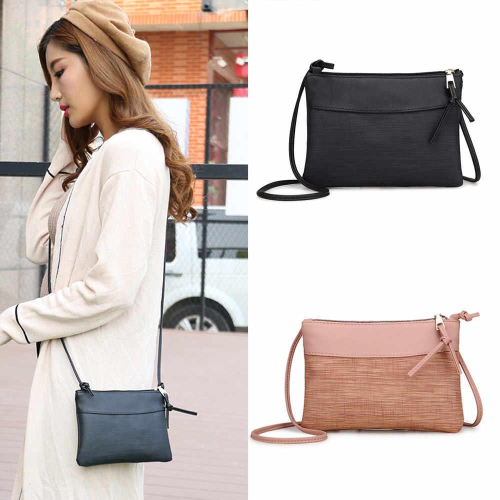 HTNBO venda Quente Bolsas Pequeno Saco Crossbody para as mulheres da bolsa de Ombro Retro para as mulheres 2019 crossbody bolsas Das Senhoras Mão sacos # F