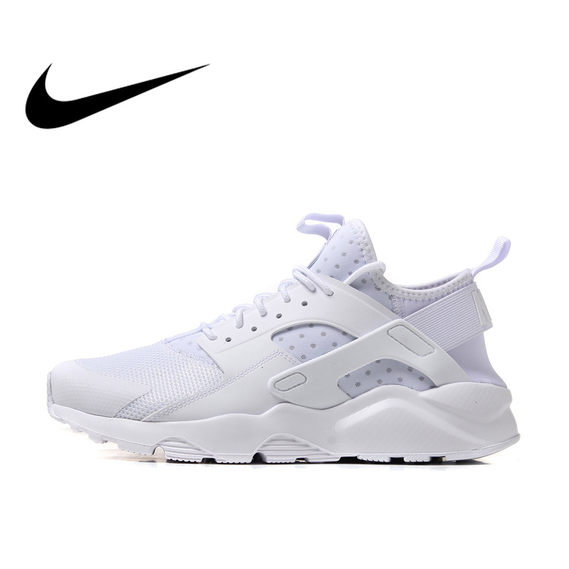 1162a5bb NIKE AIR HUARACHE 2017 Original Authentic Cushioning Mens Running Shoes  Low-top Sports Sneakers Breathable Classic 819685