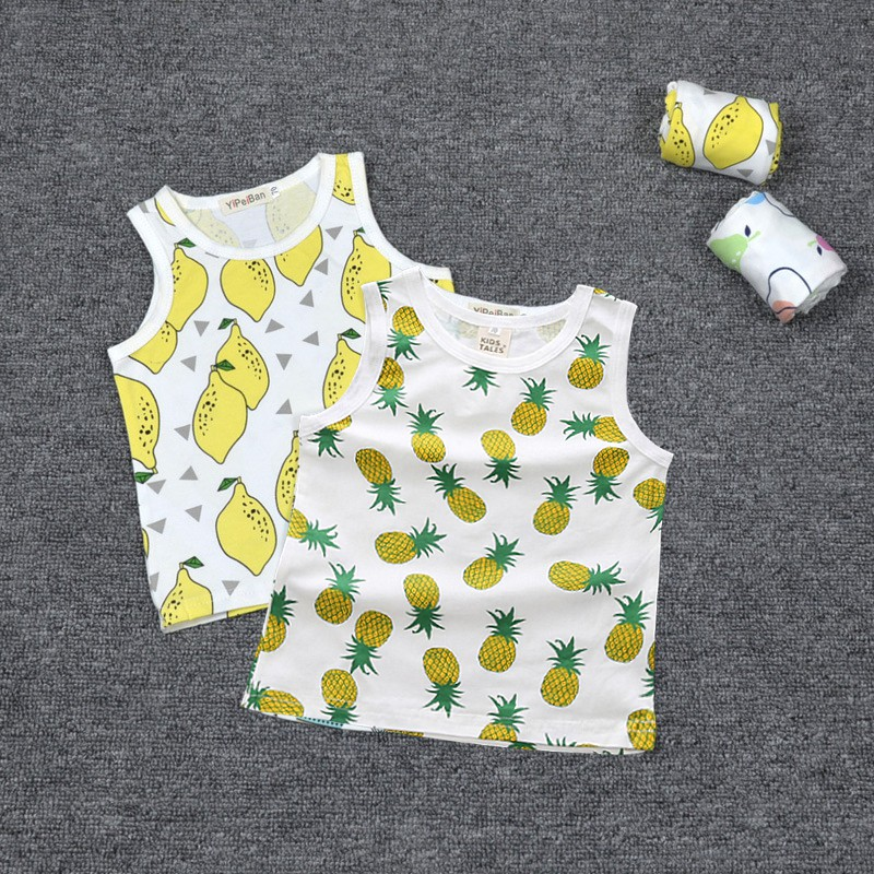 Summer-Character-Style-Baby-Tops-Children-Boys-Fashion-T-Shirts-Girls-Tank-Cartoon-Printed-Boys-Girls-Tee-Vest-5