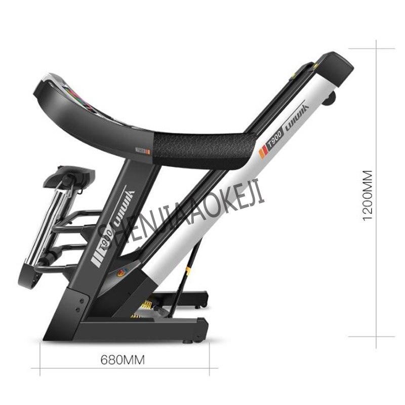 Cybex 750t Treadmill Manual: Motorized Treadmill Household Indoor Ultra-quiet Electric