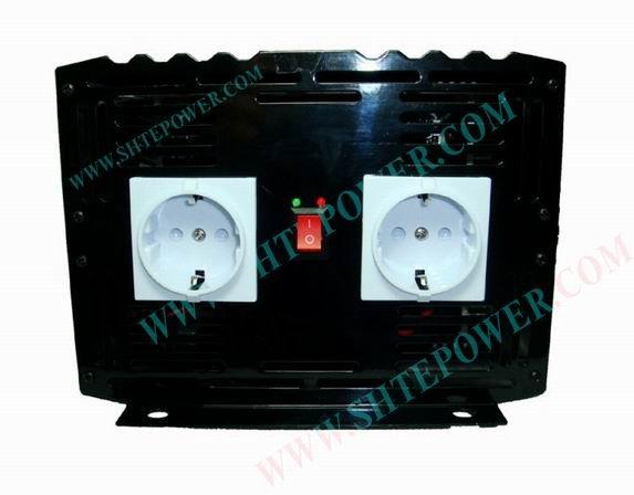 48VDC до 100VAV 4000 Вт Чистая Синусоидальная волна инвертор
