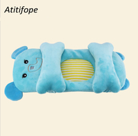 Baby Pillow Headband Neck Pillow Anti-head Soft Sleeping Pillow Baby Neck Protection Baby Anti-rollover Head Positioner pillow