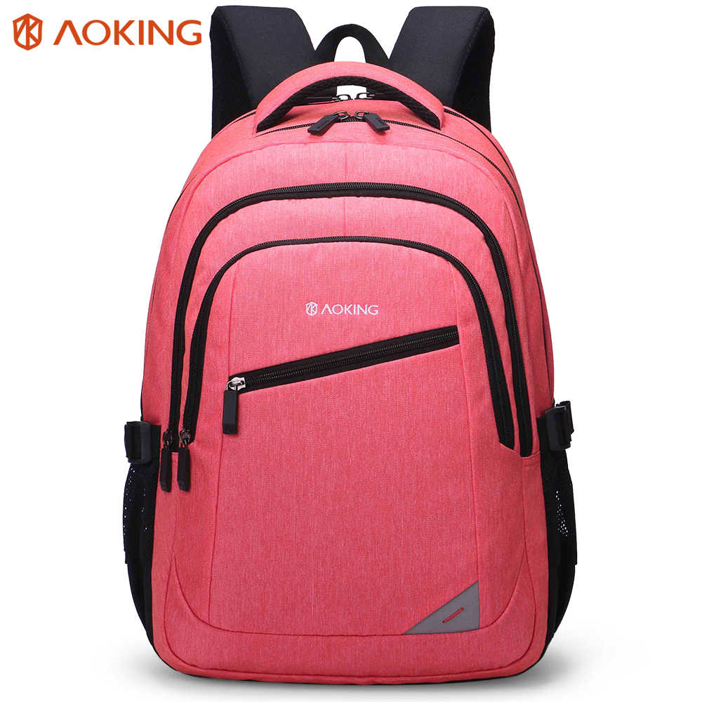Aoking Girls Backpacks Large Boys School Backpacks Female School Shoulder bags Teenage college student casual Leisure Backpack