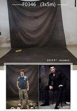 3X5mTye-Die Muslin fundo fotográfico, fundo de para estudio fotografico, feitas à mão estúdio de fotografia de casamento fundos