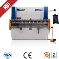 China Supplier High Quality Steel Plate Cnc Bending Machine