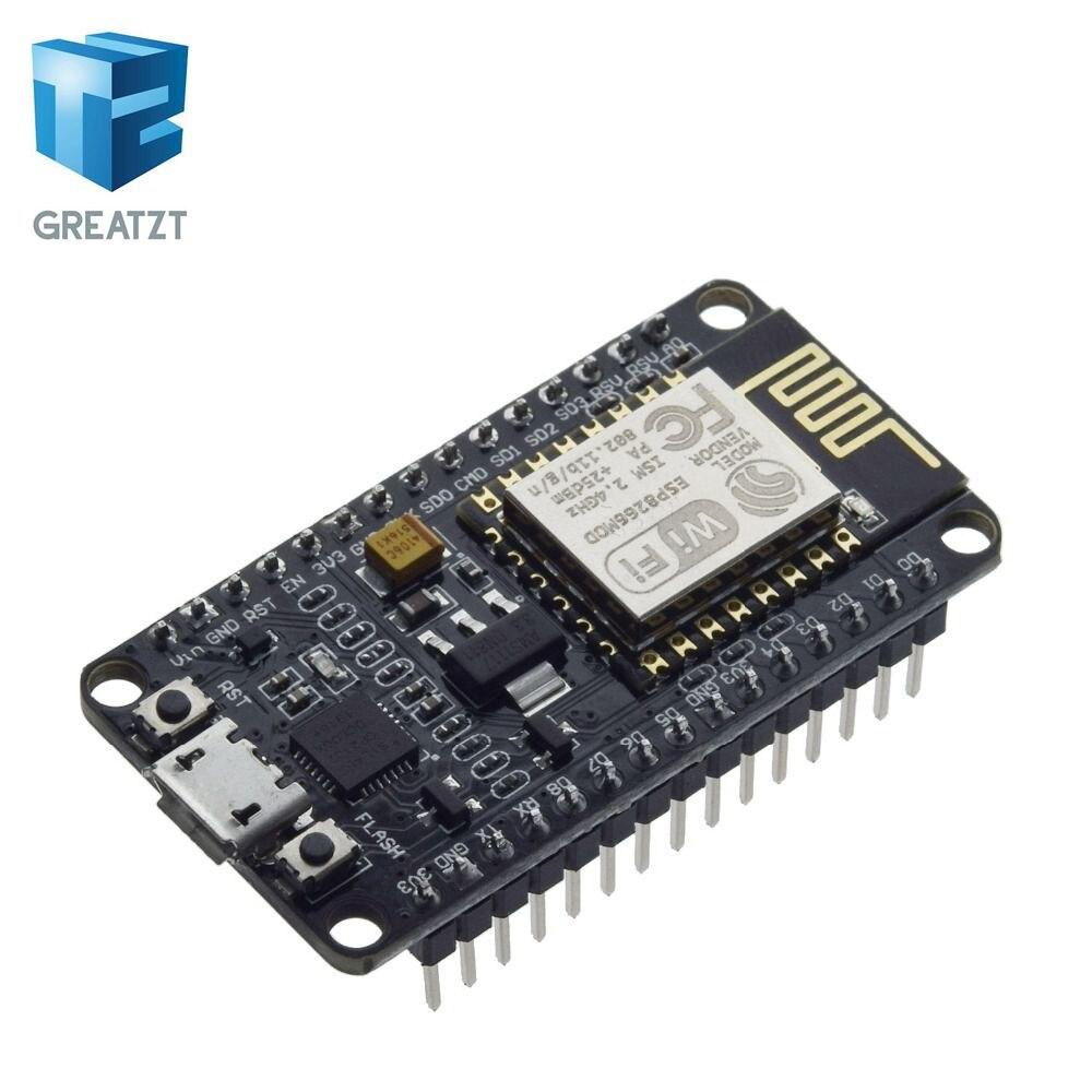 V3 беспроводной модуль NodeMcu 4 м байт Lua WiFi Интернет вещей макетная плата на основе ESP8266 ESP-12E. 184,27 руб.