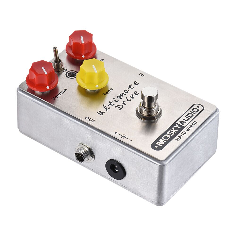 Hand-Made Upgraded ULTIMATE -Obsessive Compulsive Drive Pedal