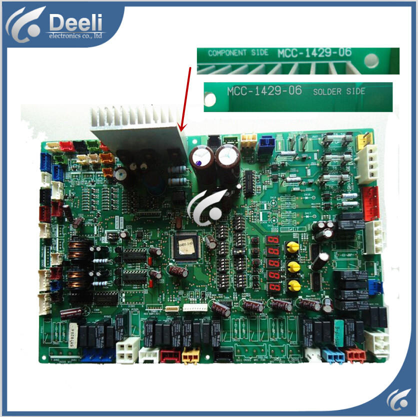 95% new Original for central air conditioning Computer board IMCC-1429-06 MMY-M-AP0801HT8 circuit board new air conditioning compressor 20y 810 1260 for new pc200 8 pc220 8