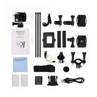 Useful Mini 4K 170 Degree WiFi DV Action Sports Camera Video Camcorder Black