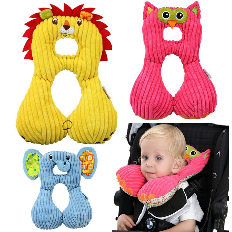 Quality Benbat Travel 1 4 Years Baby Shaping Pillow Headrest Neck Protection Pillow Infants U Shaped