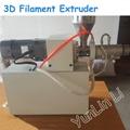 3D Нити Экструдер 120 Вт небольшой настольный 220 В 3D печати поставки экструдер