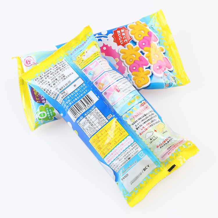 1bag DIY Kracie Popin Cook candy dej Legetøj. Kracie Pop Spundet sukker cookin godt køkken Japansk candy making kit ramen d10