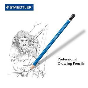 Image 5 - STAEDTLER 100 16 ประเภท Professional drawing ดินสอ 12 ชิ้น/ล็อต