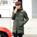 MOGU Down Jacket Men Down Coat Winter Jacket Men Quality Parka 8188