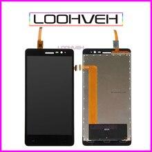 Дешевые 5,3 «для lenovo S860 ЖК-дисплей Экран дисплея с Сенсорный экран планшета Ассамблеи Высокое качество