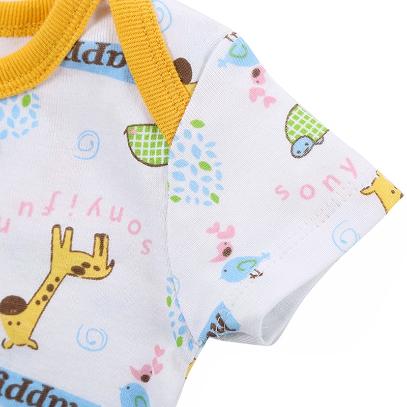 Baby Boys & Girls Cute Cotton Rompers