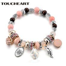 Toucheart богемные ювелирные изделия браслет и браслеты талисманы